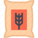 barbecue, drink, flour, food, store, supermarket icon