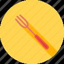 cut, cutlery, eat, food, fork, meal, table