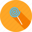 candy, dessert, frozen, icecream, lolly, stick, sweet icon