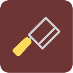 butcher knife, chef knife, chopping knife, cleaver, knife icon