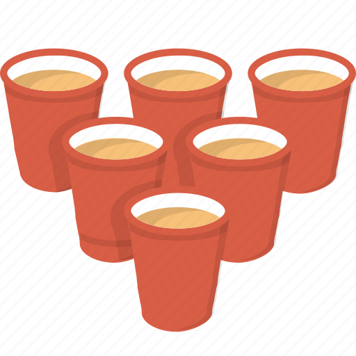 beer, beerpong, college, drink, party, pong, tailgate icon