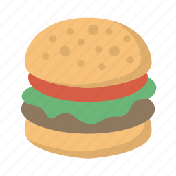 burger, cheeseburger, fast food, hamburger, mcdonalds, restaurant icon