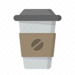 caffeine, coffee, philz, starbucks, takeout, to go icon
