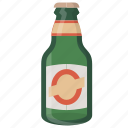 alcohol, beer, booze, craft, bottle, brew icon