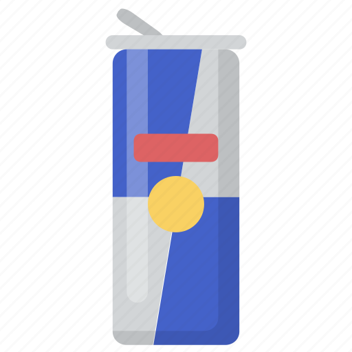 drink, energy, late night, party, redbull icon