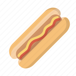 bbq, beef, grill, hotdog, independence day, pork icon