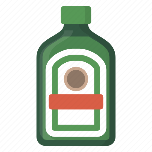 alcohol, jager, liquor icon