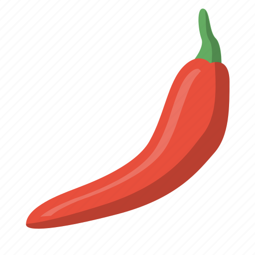 chili, fire, hot, jalapeno, pepper, spicy icon