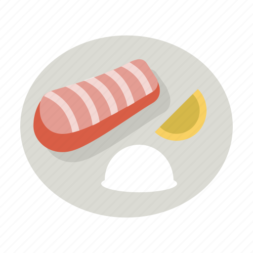 cod, dinner, fish, meal, salmon, seafood, tilapia icon