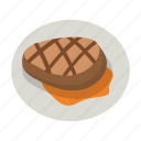 beef, dinner, meal, meat, pork, steak, tenderloin icon