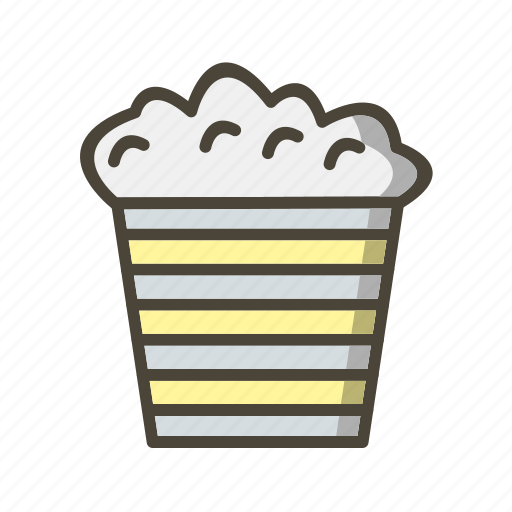 corn, fast food, snack icon