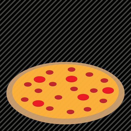 Dessert, food, itali, pizza icon - Download on Iconfinder