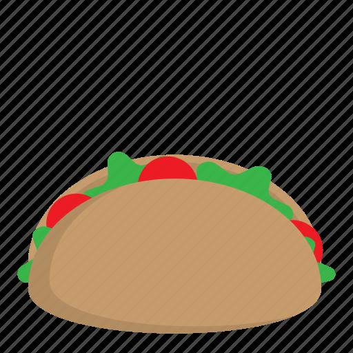Dessert, food, taco, tacos icon - Download on Iconfinder