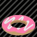 dessert, donut, food, meal, sweet