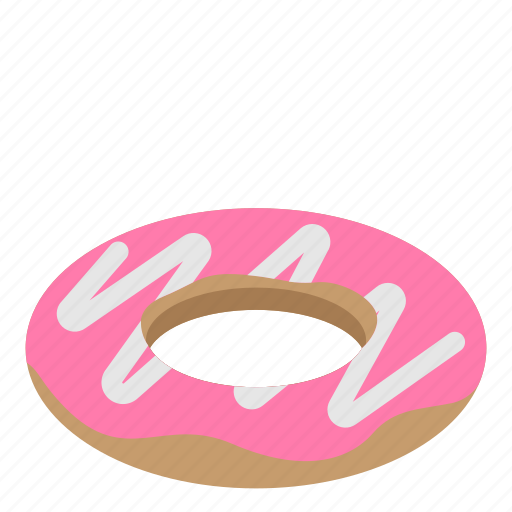 Dessert, donut, food, meal, sweet icon - Download on Iconfinder