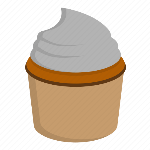 Cupcake, dessert, food, meal, sweet icon - Download on Iconfinder