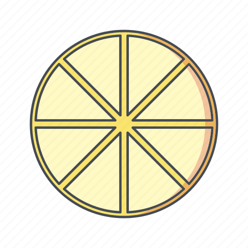 lemon, lime, orange icon