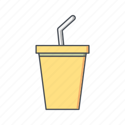 bevarge, can, juice icon