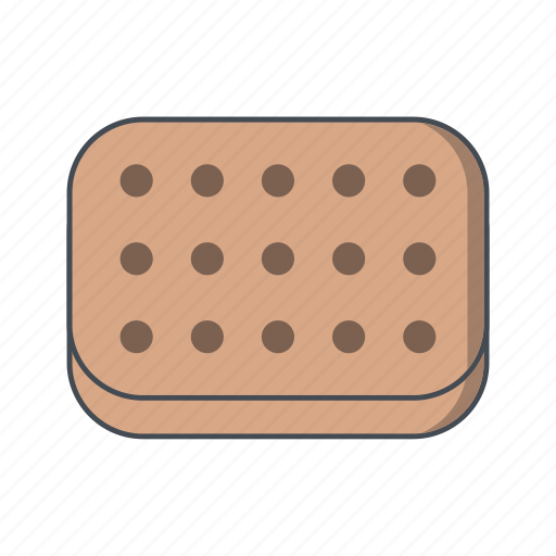 biscuit, cookie, snack icon