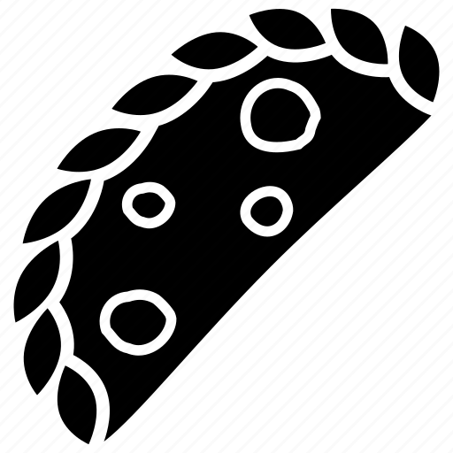 argentinian, dish, empanada, food icon