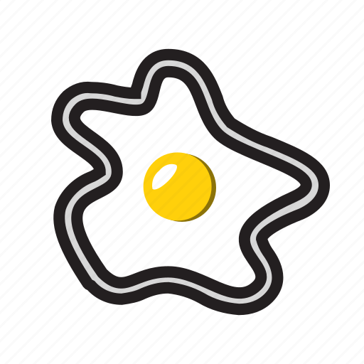 breakfast, eating, egg, organic icon, sandwich icon