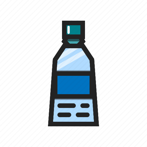 bottle, drink bottle, food, sports bottle, sports drink bottle, water bottle icon icon