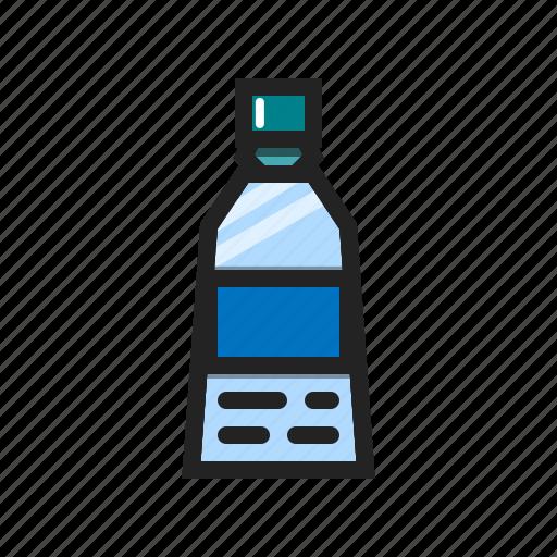 Bottle, drink bottle, food, sports bottle, sports drink bottle, water bottle icon icon - Download on Iconfinder