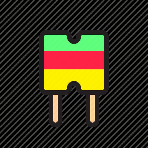 Dessert, food, ice cream, snow, sweet, winter icon - Download on Iconfinder