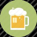 glass, alcohol, bottle, beer, beverage, drink
