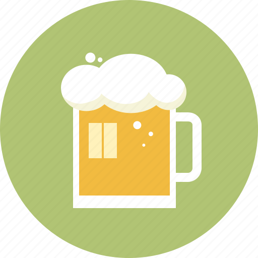 alcohol, beer, beverage, bottle, drink, glass icon