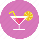 alcohol, beverage, cocktail, cup, drink, glass, wine icon