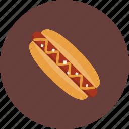 fast food, food, hotdog, ikea, junk food icon