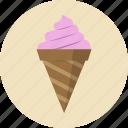 dessert, food, icecream