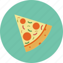 cooking, food, italy, pizza icon