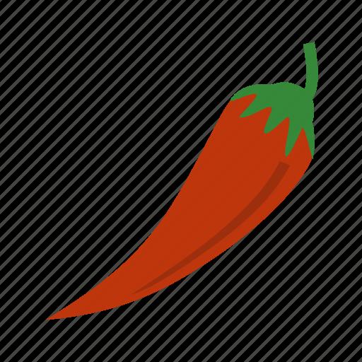chili, chilli, color, food, pepper, red, spice icon