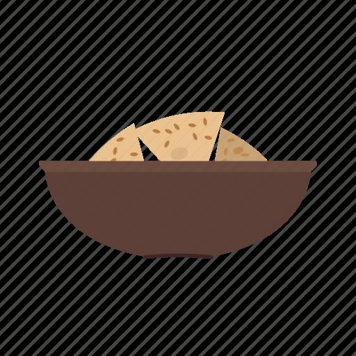 cheese, chili, chips, corn, food, nachos, plate icon