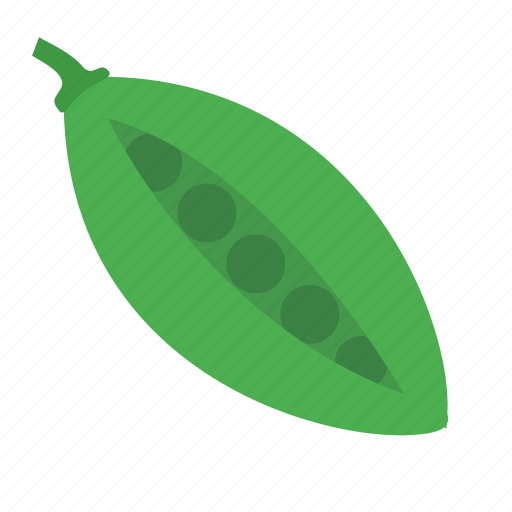 ball, food, fresh, green, healthy, pea, peas icon