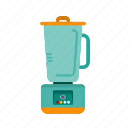 food, fruit, juice, juicer, kitchen, orange icon