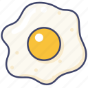 kitchen, egg, omelet
