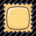 food, pasta, ravioli icon
