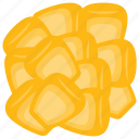 beans, chickpeas, indian cuisine, salad vegetable, yellow chickpeas icon
