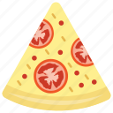 cheese pizza, italian dish, pizza, pizza slice, snack icon