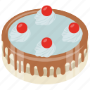 bakery, cake, cream cake, dessert, sweet food icon