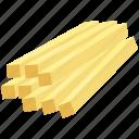 italian pasta, noodles, pasta, spaghetti noodles, uncooked spaghetti icon