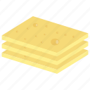 cheddar cheese, cheese slices, fatty food, mozzarella cheese, processed cheese icon