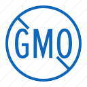 gmo, no, without icon