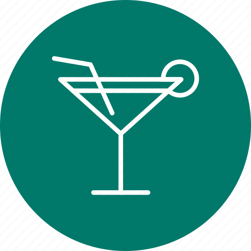 cocktail, drink, juice icon