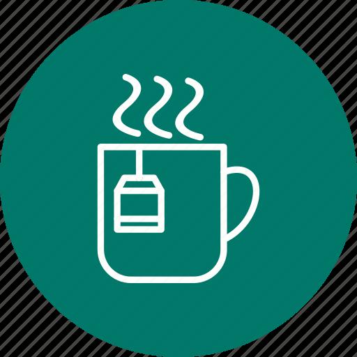 cup, mug, tea icon
