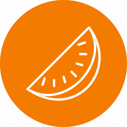 fruit, slice, watermelon icon