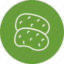 potato, potatoes, vegetable icon